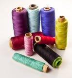 Cucito multicolore Immagini Stock Libere da Diritti