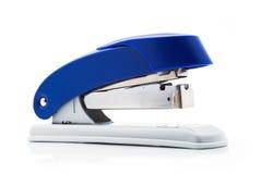Cucitrice meccanica blu Fotografia Stock Libera da Diritti