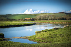 Cuckmere Haven Stock Photography