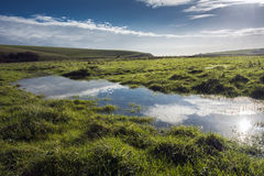 Cuckmere Haven Stock Photos