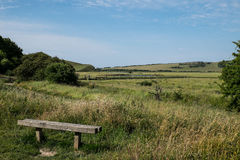 Cuckmere Haven Stock Photo