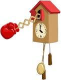 Cuckoo clock Royalty Free Stock Images