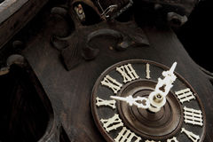 Cuckoo clock Stock Photography