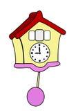 Cuckoo clock Stock Photos