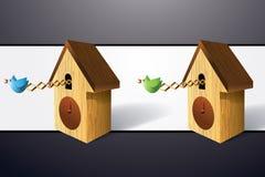 Cuckoo Clock Icon Royalty Free Stock Image