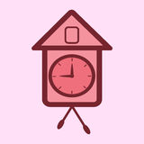 Cuckoo clock Royalty Free Stock Photography