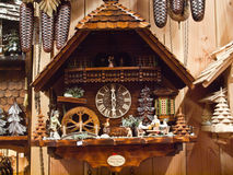 Cuckoo Clock royalty free stock image