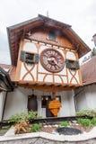 Cuckoo House Triberg Germany stock image