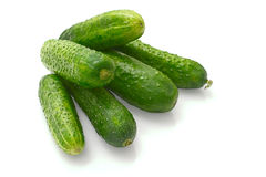 Cucmbers Royalty Free Stock Photos