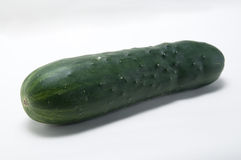 The cucumber Royalty Free Stock Image