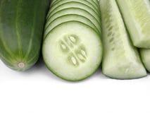 Cucumber. Fresh cucumber Stock Photo