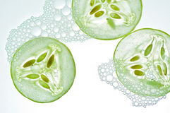 Cucumber. Royalty Free Stock Photos