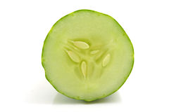 Cucumber Royalty Free Stock Image