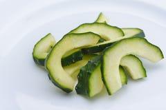 Cucumber closeup Royalty Free Stock Photos
