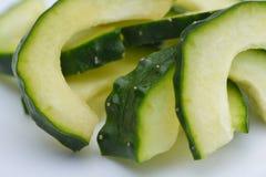 Cucumber closeup Royalty Free Stock Image