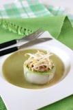 Cucumber dish Stock Photos
