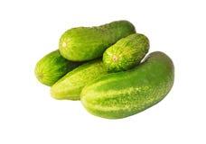Cucumber gherkin Royalty Free Stock Photos