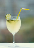 Cucumber lemonade Royalty Free Stock Photo