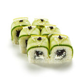 Cucumber Roll Stock Images