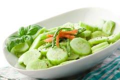 Cucumber Salad Stock Photos