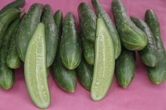 Cucumber on sale Royalty Free Stock Photos