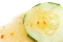 Cucumber Slice Royalty Free Stock Image