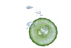 Cucumber Slice Stock Images