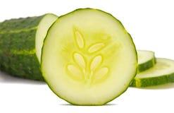 Free Cucumber Sliced Stock Photo - 19819010