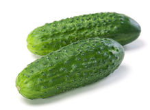 Cucumber vegetable Stock Photography