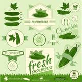 Cucumber, Royalty Free Stock Photos