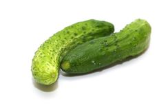 Free Cucumbers Stock Photography - 19909052