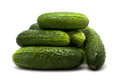 Cucumbers Royalty Free Stock Image