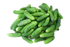Cucumbers. Royalty Free Stock Photos