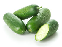 Cucumbers Royalty Free Stock Images