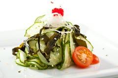 Cucumbers Salad Royalty Free Stock Photos