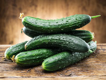 Cucumbers. Stock Photos