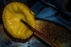 Cucur,传统蛋糕 库存照片