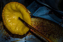 Cucur traditionell kaka Arkivfoto