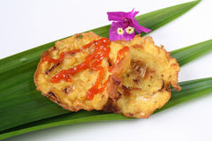Cucur Udang Immagine Stock