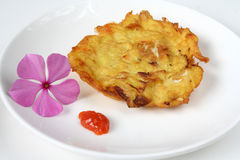 Cucur Udang Royalty Free Stock Photos