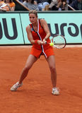 Cucurucho de Alize (FRA) en Roland Garros 2009 Imagen de archivo libre de regalías