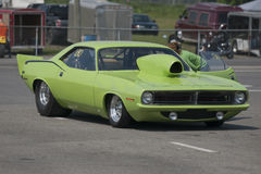 Cuda de Plymouth Images stock