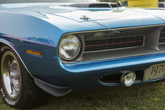 Cuda front end royalty free stock image