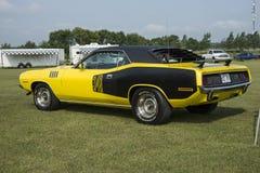 1971 cuda Plymouth Zdjęcie Royalty Free