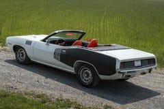 cuda van 1971 Royalty-vrije Stock Foto