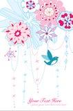 cudaccy ptasi kwiaty Zdjęcia Royalty Free