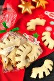 Cuddureddi, Sicilian Christmas Cookies Royalty Free Stock Images