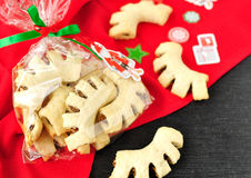 Cuddureddi, Sicilian Christmas Cookies Royalty Free Stock Image