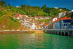 Cudillero Stock Photography
