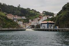 Cudillero, Asturia, Spagna Fotografie Stock